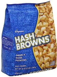 Wegmans Hash Browns