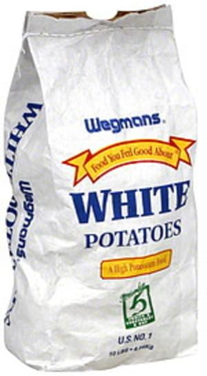 Wegmans White Potatoes - 10 lb