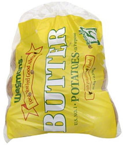 Wegmans All Purpose, Butter Potatoes - 5 lb