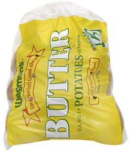 Wegmans Potatoes All Purpose, Butter