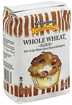 Wegmans Flour Whole Wheat