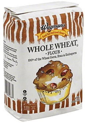 Wegmans Whole Wheat Flour - 5 lb