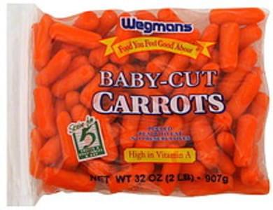 Wegmans Carrots Baby-Cut