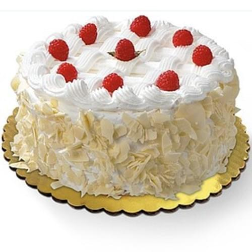 Fabulous Wegmans Large White Forest Cream Cake Frozen Cakes Pies 42 Oz Funny Birthday Cards Online Fluifree Goldxyz