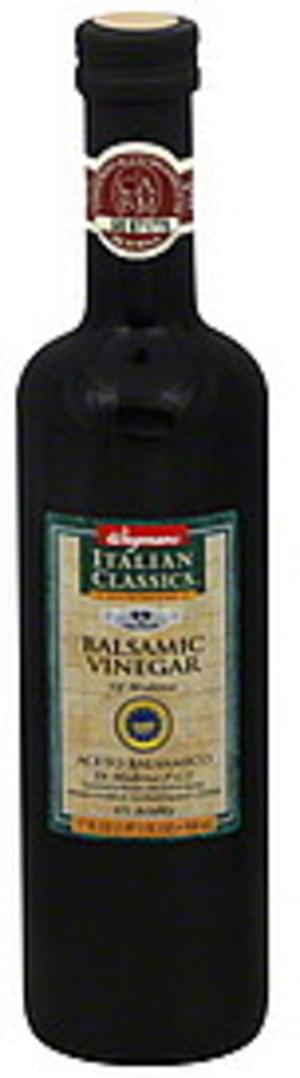 Wegmans of Modena Balsamic Vinegar - 17 oz