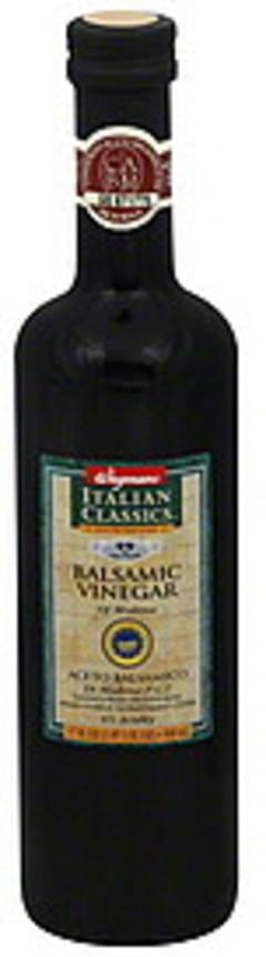 Wegmans Balsamic Vinegar of Modena