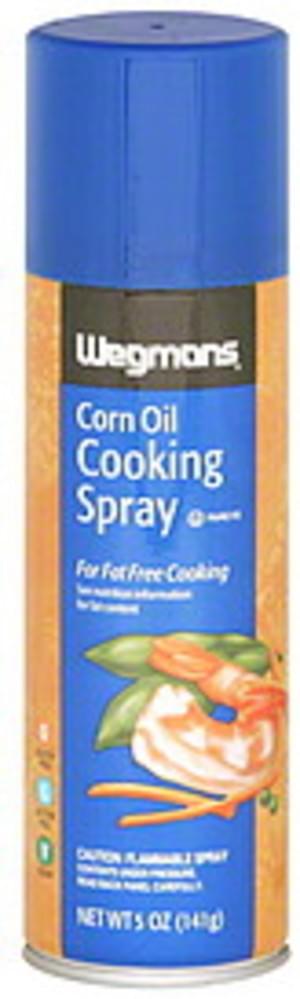 Wegmans Corn Oil Cooking Spray - 5 oz