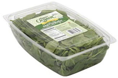 Wegmans Baby Spinach Organic