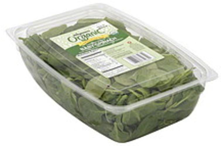Wegmans Organic Baby Spinach - 11 oz