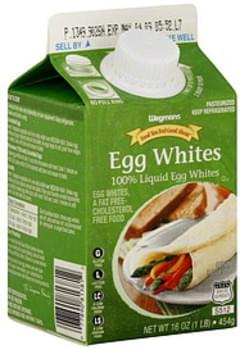 Wegmans Egg Whites Liquid