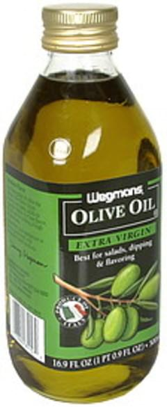 Wegmans Olive Oil Extra Virgin