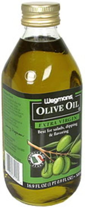 Wegmans Extra Virgin Olive Oil - 16.9 oz