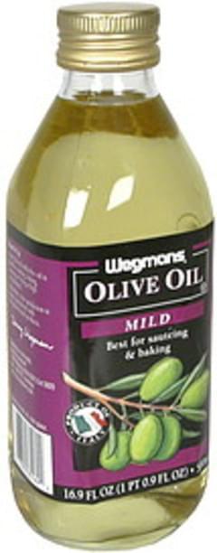 Wegmans Olive Oil Mild