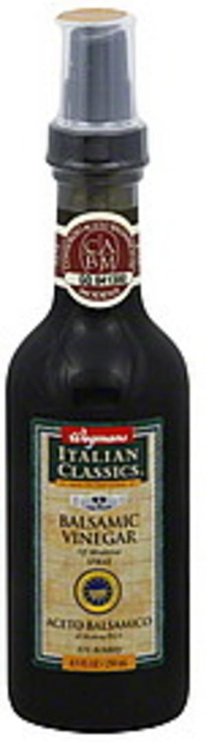 Wegmans of Modena, Spray Balsamic Vinegar - 8.5 oz