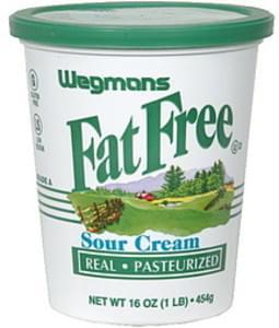 Wegmans Sour Cream