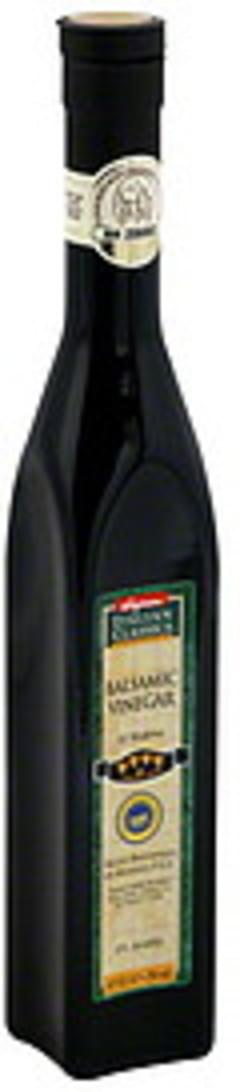 Wegmans Balsamic Vinegar of Modena, Four Leaves