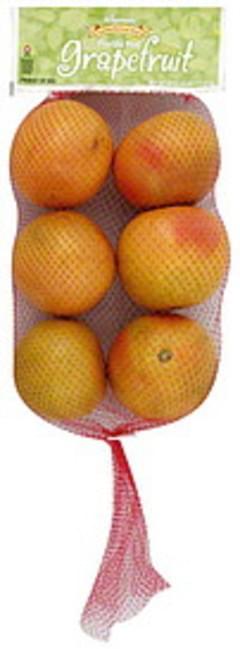 Wegmans Grapefruit Florida Red