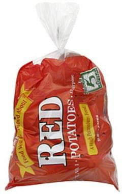 Wegmans Potatoes Red
