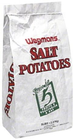 Wegmans Salt Potatoes