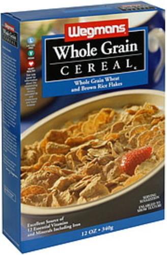 Wegmans Whole Grain Cereal - 12 oz