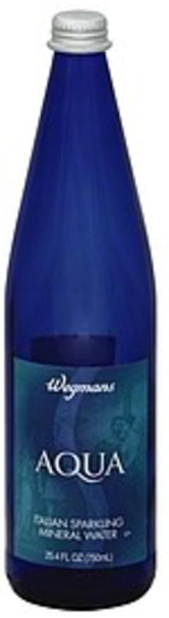 Wegmans Sparkling Water Mineral, Italian