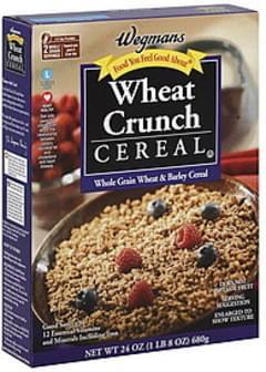 Wegmans Cereal Wheat Crunch