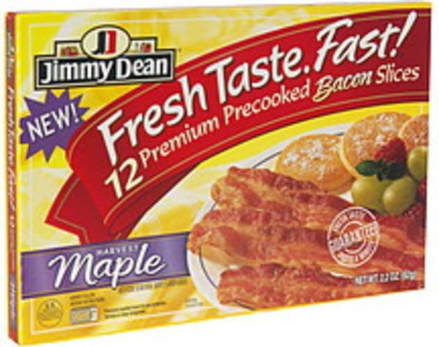Maple Premium Precooked Bacon Slices