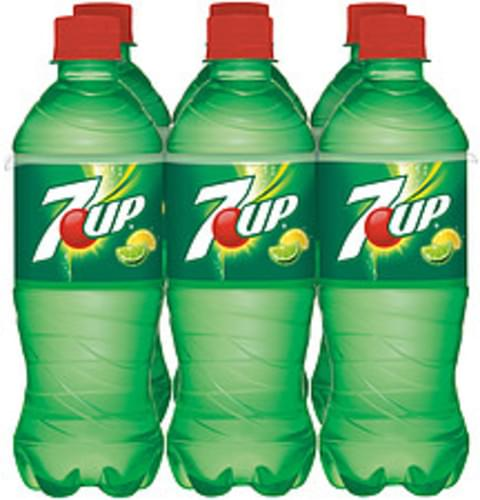 7up Soda - 96 oz