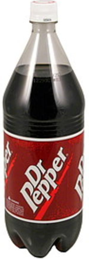 Dr Pepper Soda - 50.7 oz