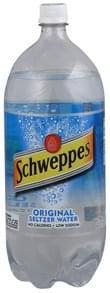Schweppes Seltzer Water Original