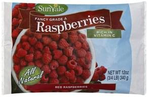 SunVale Raspberries Red