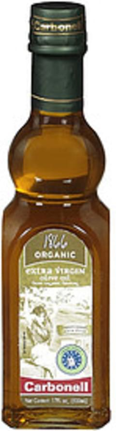 Carbonell Extra Virgin Organic Olive Oil - 17 oz, Nutrition