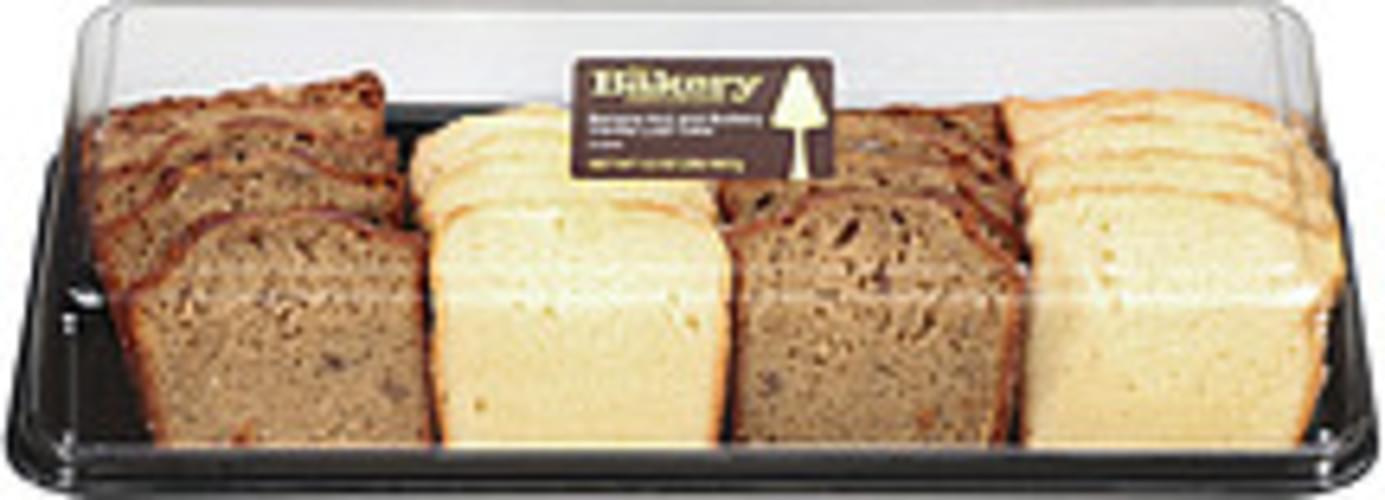 The Bakery At Walmart Banana Nut/Buttery Vanilla Cake - 32