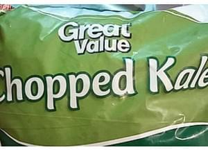 Great Value Chopped Kale