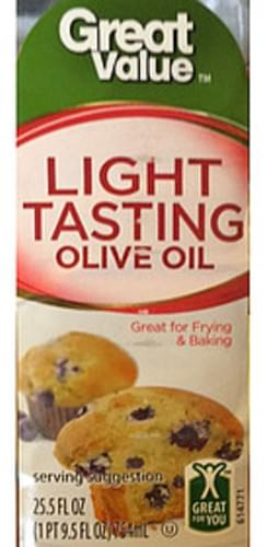 Great Value Olive Oil - 15 ml