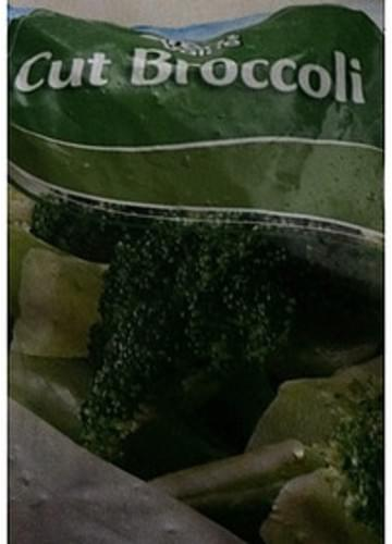Great Value Cut Broccoli - 87 g