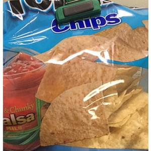 Great Value Tortilla Chips Lightly Salted