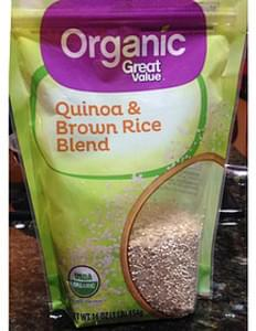 Great Value Quinoa & Brown Rice Blend