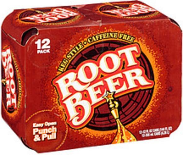 Walmart Root Beer Soda - 12 oz, Nutrition Information   Innit