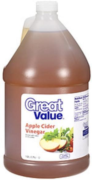 Great Value Apple Cider Vinegar - 1