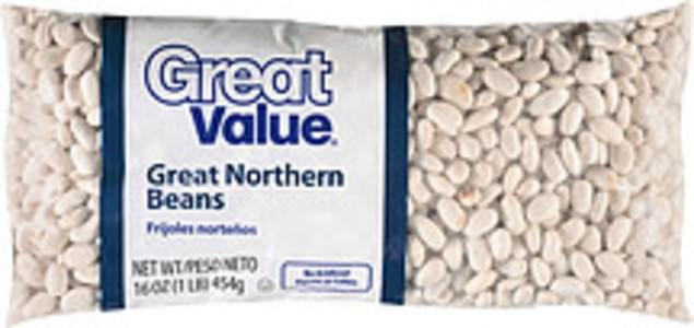 Great Value Beans Great Northern
