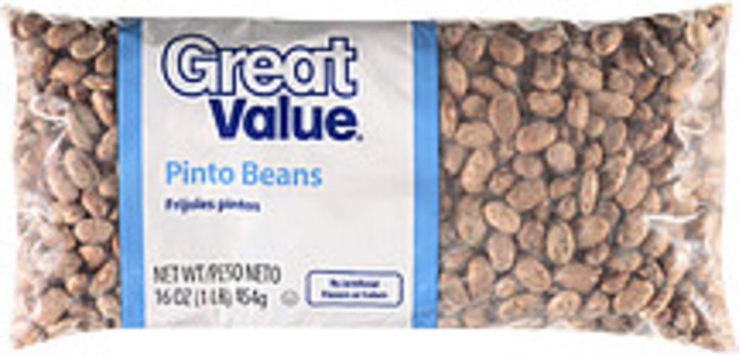 Great Value Pinto Beans - 16 oz