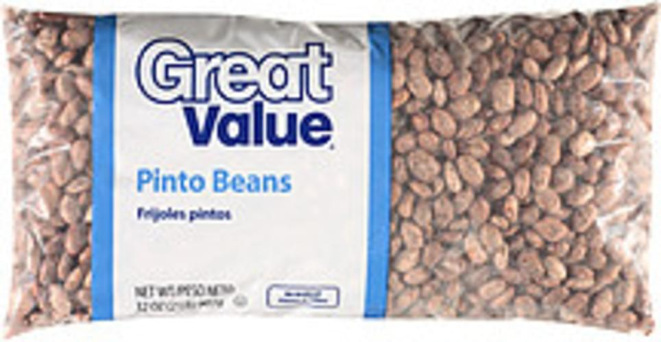 Great Value Pinto Beans - 32 oz