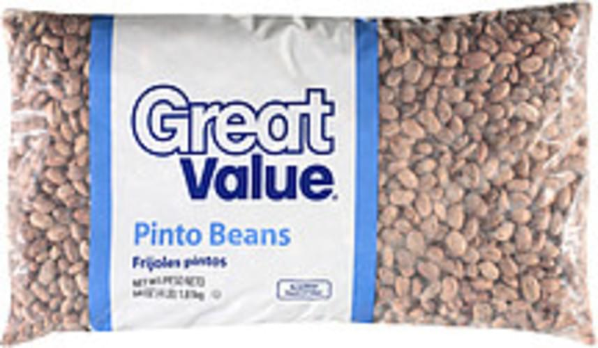 Great Value Pinto Beans - 64 oz