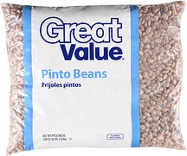 Great Value Pinto Beans - 128 oz