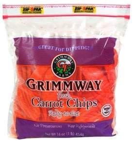 Grimmway Farms Carrot Chips