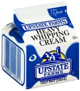 Upstate Farms Whipping Cream Heavy