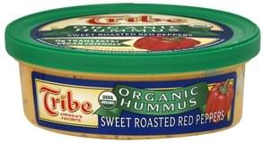 Tribe Hummus Organic, Sweet Roasted Red Peppers