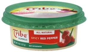 Tribe Hummus Spicy Red Pepper