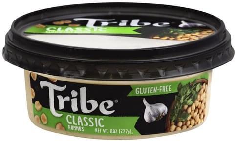 Tribe Classic Hummus - 8 oz